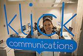 Charlotte Crivelli, founder of Klick Communications LA.