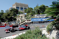 File photo dated 13-05-2010 of McLaren driver Lewis Hamilton goes round the Lowes Hairpin during practice at the Circuit de Monaco, Monte Carlo.
