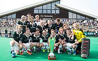 ROTTERDAM - Het team van Rotterdam na de finale Rotterdam-Amsterdam (3-2) van de ABN AMRO cup 2017 . COPYRIGHT KOEN SUYK