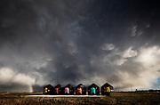 Alberta storm chasing in Calgary, Alberta, May 2, 2019. Photograph by Todd Korol