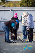 Petanque was played out at the Timaru Town and Country club<br /> South Island Masters Games<br />  Timaru<br /> 16/10/2020<br /> Photo Kevin Clarke CMGSPORT CMG SPORT<br /> ©cmgsport2020