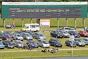 Nottingham, Great Britain, ENGLAND,  Information board, at the 2008 National Schools Regatta, Holme Pierrepont,  Saturday,  24/05/2008.  [Mandatory Credit:  Peter Spurrier/Intersport Images]
