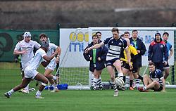 Matt Welsh – Clifton College of Bristol Academy U18 - Mandatory by-line: Paul Knight/JMP - 07/01/2017 - RUGBY - SGS Wise Campus - Bristol, England - Bristol Academy U18 v Exeter Chiefs U18 - Premiership U18 League