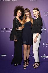July 2, 2018 - Berlin, Deutschland - Julianna Townsend, Sara Leutenegger, Jennifer Michalczyk.LASCANA Fashion Show, Berlin, Germany - 02 Jul 2018 (Credit Image: © face to face via ZUMA Press)