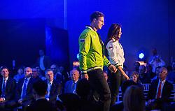 Iztok Hodnik during official presentation of the Designer wear for Slovenian Athletes at Rio Summer Olympic Games 2016, on April 15, 2016 in Hotel Lev, Ljubljana, Slovenia. Photo by Vid Ponikvar / Sportida