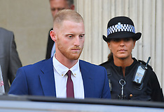 Ben Stokes court case - 6 Aug 2018