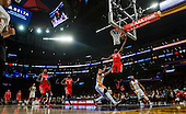 Basketball: 20150125 Los Angeles Lakers vs Houston Rockets