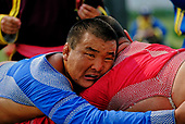 The Three Manly Sports Of Genghis Khan
