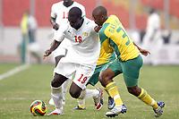 Fotball<br /> Afrika mesterskapet 2008<br /> Foto: DPPI/Digitalsport<br /> NORWAY ONLY<br /> <br /> FOOTBALL - AFRICAN CUP OF NATIONS 2008 - QUALIFYING ROUND - GROUP D - 31/01/2008 - SENEGAL v SOUTH AFRICA - PAPA BOUBA DIOP (SEN) <br /> <br /> Senegal v Sør Afrika