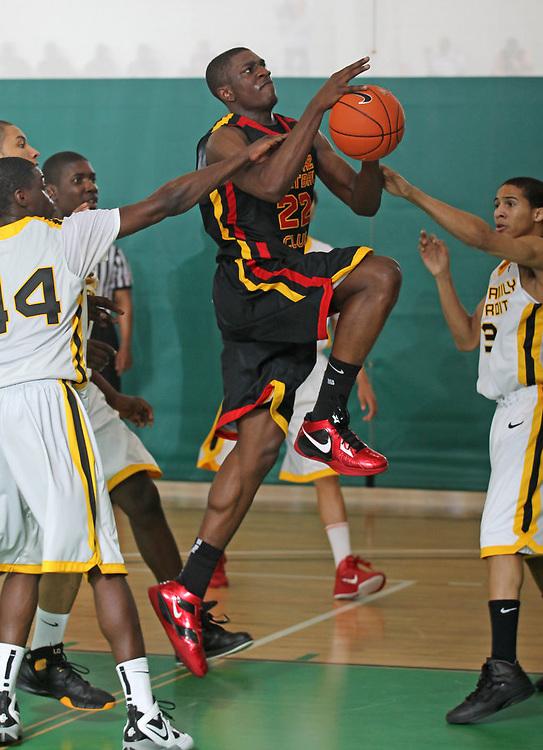 April 8, 2011 - Hampton, VA. USA; Savon Goodman participates in the 2011 Elite Youth Basketball League at the Boo Williams Sports Complex. Photo/Andrew Shurtleff