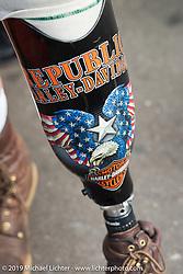 Main Street during Daytona Bike Week. FL, USA. March 11, 2014.  Photography ©2014 Michael Lichter.
