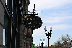 Apr 24, 2017 - Cambridge, Massachusetts, U.S. - Harvard University is a private Ivy League research university in Cambridge, Massachusetts, established in 1636, whose history, influence, and wealth have made it one of the world's most prestigious universities. One on the oldest book store.  (Credit Image: © Katrina Kochneva via ZUMA Wire)
