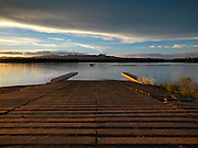 """Limited Edition of 17<br /> New Dock at Island Park Updates Previous Images """"No Tying UP"""""""