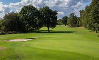 OOSTERHOUT - Hole 18  . Oosterhoutse Golf Club. COPYRIGHT KOEN SUYK