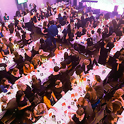 NLD/Amsterdam/20121127 - Inloop uitreiking Viva 400 2012, overzicht zaal