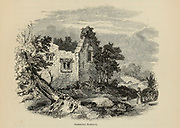 Godstowe Nunnery [Godstow Abbey] ,From the book The wanderings of a pen and pencil by Palmer, F. P. (Francis Paul); Illustrated by Crowquill, Alfred, [Alfred Henry Forrester]  Published in London by Jeremiah How in 1846