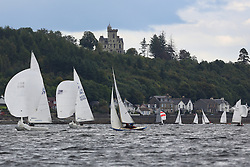 Marine Blast Regatta 2013 - Holy Loch SC<br /> <br /> Racing off Strone<br /> <br /> Credit: Marc Turner / PFM Pictures