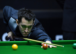 April 6, 2018 - Beijing, China - Tom Ford of England competes during the quarterfinal match against his compatriot Barry Hawkins at 2018 World Snooker China Open tournament in Beijing. (Credit Image: © Jia Yuchen/Xinhua via ZUMA Wire)