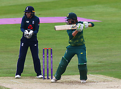 June 15, 2018 - Canterbury, England, United Kingdom - Andrie Steyn South Africa Women.during Women's One Day International Series match between England Women against South Africa Women at The Spitfire Ground, St Lawrence, Canterbury, on 15 June 2018  (Credit Image: © Kieran Galvin/NurPhoto via ZUMA Press)