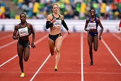 LiekeKlaverof Netherlands in action on the 400 meter during FBK Games 2021 on 06 june 2021 in Hengelo.