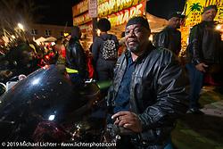 Biking on the Boulevard event during Daytona Bike Week. FL, USA. March 14, 2014.  Photography ©2014 Michael Lichter.