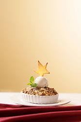 Apple crisp Desert