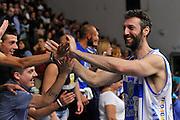 DESCRIZIONE : Campionato 2014/15 Dinamo Banco di Sardegna Sassari - Dolomiti Energia Aquila Trento Playoff Quarti di Finale Gara3<br /> GIOCATORE : Manuel Vanuzzo<br /> CATEGORIA : Post Game Postgame Ritratto Pubblico Tifosi<br /> SQUADRA : Dinamo Banco di Sardegna Sassari<br /> EVENTO : LegaBasket Serie A Beko 2014/2015 Playoff Quarti di Finale Gara3<br /> GARA : Dinamo Banco di Sardegna Sassari - Dolomiti Energia Aquila Trento Gara3<br /> DATA : 22/05/2015<br /> SPORT : Pallacanestro <br /> AUTORE : Agenzia Ciamillo-Castoria/C.Atzori