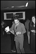 Lucian Freud. Lord Antony Lambton's book launch. Mayfair. London. 19 September 1983. <br /> <br /> SUPPLIED FOR ONE-TIME USE ONLY> DO NOT ARCHIVE. © Copyright Photograph by Dafydd Jones 248 Clapham Rd.  London SW90PZ Tel 020 7820 0771 www.dafjones.com