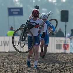 04-11-2018: Wielrennen: EK veldrijden: Rosmalen<br />Simon Wyllie