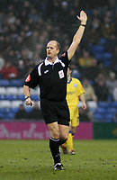 Photo: Mark Stephenson.<br />West Bromwich Albion v Southampton. Coca Cola Championship. 10/02/2007.Referee Mr S Pike