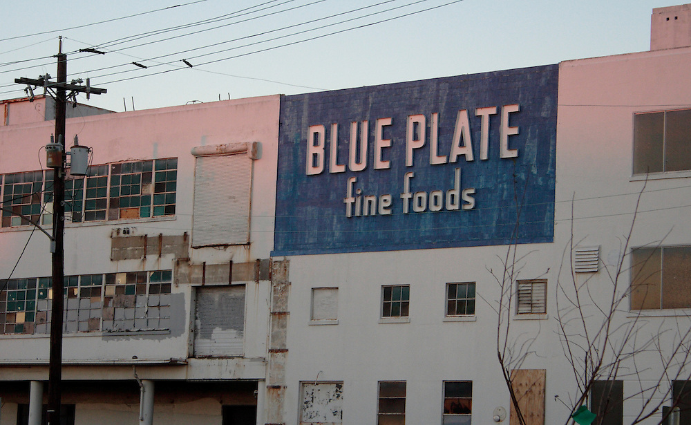 Blue Plate Fine Foods, New Orleans
