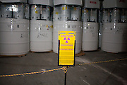 Radioactive waste is stored 2150 ft underground inside The Waste Isolation Pilot Plant in Eddy County. WIPP received $172 million as part of the Recovery and Reinvestment Act accelerate nuclear waste cleanup.