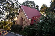 Church in Mundaring, Western Australia