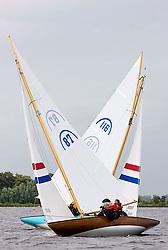 © Sander van der Borch. Warmond, Kaagsoci?teit. THE NETHERLANDS,  July 15th 2008. Kaagweek: Holland- Friesland teamwedstrijden in the Regenboog.