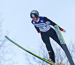 05.02.2011, Heini Klopfer Skiflugschanze, Oberstdorf, GER, FIS World Cup, Ski Jumping, Probedurchgang, im Bild Gregor Schlierenzauer (AUT) , during ski jump at the ski jumping world cup Trail round in Oberstdorf, Germany on 05/02/2011, EXPA Pictures © 2011, PhotoCredit: EXPA/ P. Rinderer