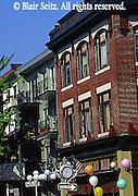 Gingerbread Restaurant, Historic Building, West Main St. Historic District, Mechanicsburg, Cumberland Co., PA