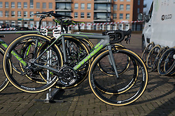 Cylance Pro Cycling at Ronde van Drenthe 2017. A 152 km road race on March 11th 2017, starting and finishing in Hoogeveen, Netherlands. (Photo by Sean Robinson/Velofocus)