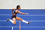 Aurelie Chaboudez competes in woemn 400m hurdles during the European Championships 2018, at Olympic Stadium in Berlin, Germany, Day 1, on August 7, 2018 - Photo Philippe Millereau / KMSP / ProSportsImages / DPPI