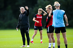 Bristol City Women Manager Tanya Oxtoby during training at Failand - Mandatory by-line: Robbie Stephenson/JMP - 26/09/2019 - FOOTBALL - Failand Training Ground - Bristol, England - Bristol City Women Training
