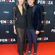 NLD/Amsterdam/20191118 - Filmpremiere Penoza: The Final Chapter, Kim Kotter en Jaap Reesema