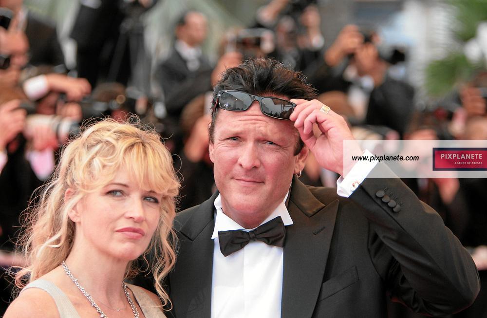 Michael Madsen - - Festival de Cannes - Montée des marches - 25/05/2007 - JSB / PixPlanete
