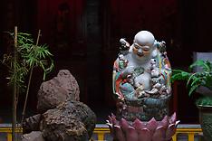 Chinese Temple Vihara Bodhisatva Metta, Pontianak, Kalimantan