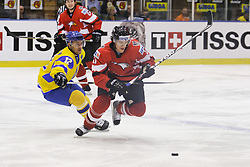 25.04.2010, Eishalle, IJssportcentrum, Tilburg, NED, IIHF Division I WM, Gruppe A, Österreich vs Ukraine im Bild Matthias Trattnig chases the puck, EXPA Pictures © 2010, PhotoCredit/ EXPA/ Fintan Planting / SPORTIDA PHOTO AGENCY