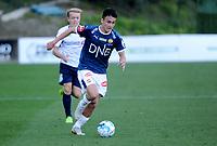 Fotball , 27. februar 2019 , Privatkamp , Strømsgodset- Stabæk<br /> Nicholas Mickelson , SIF
