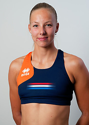 Katja Stam during the BTN photoshoot on 3 september 2020 in Den Haag.
