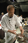 The 2005 Iron Chef Louisville competition. (12 photos)