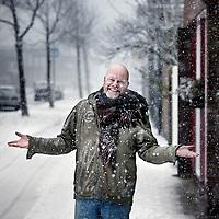 Nederland, Amsterdam , 16 december 2010..Genomineerde Amsterdammer van het Jaar Ron van Bremen..Ron is oprichter van fellowships voor mensen met een verslaving..Foto:Jean-Pierre Jans