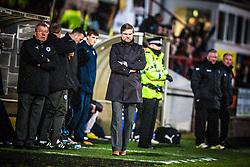 Steven Pressley, Falkirk manager..Dunfermline 0 v 1 Falkirk, 26/12/2012..©Michael Schofield.