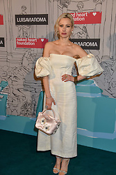 Camilla al Fayed at the Fabulous Fund Fair in aid of Natalia Vodianova's Naked Heart Foundation in association with Luisaviaroma held at The Round House, Camden, London England. 18 February 2019.