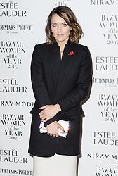 October 31, 2016 - London, England, United Kingdom - Victoria Pendleton at Harper's Bazaar Women of the Year Awards, London, UK (Credit Image: © James Shaw/Avalon via ZUMA Press)
